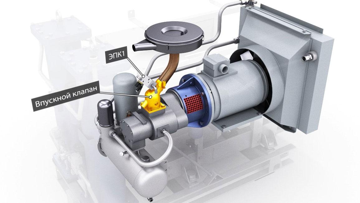 brake 10 Электронный учебный комплекс «Устройство и эксплуатация тормозного оборудования электровозов нового поколения 2ЭС10, 2ЭС7»