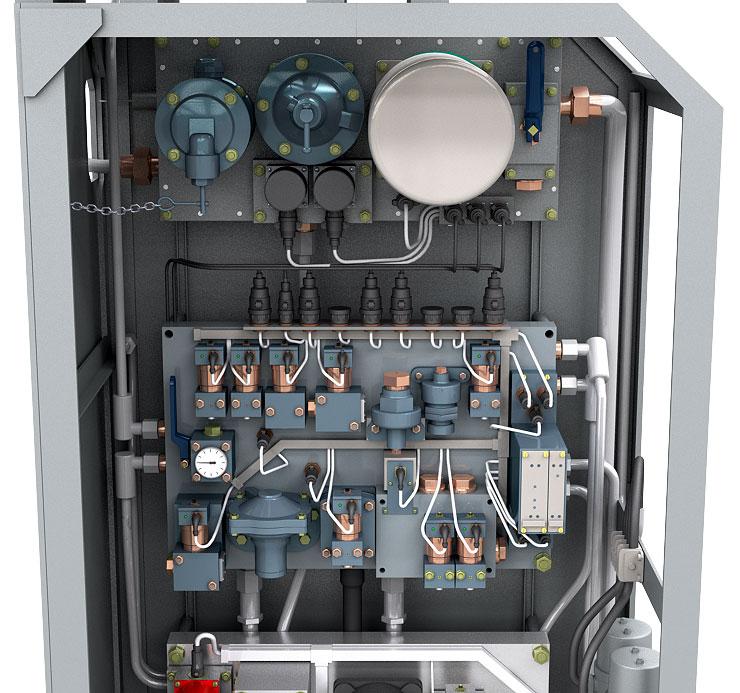 brake 13 Электронный учебный комплекс «Устройство и эксплуатация тормозного оборудования электровозов нового поколения 2ЭС10, 2ЭС7»