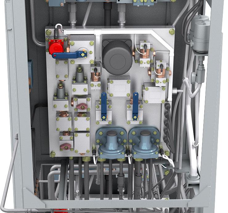 brake 14 Электронный учебный комплекс «Устройство и эксплуатация тормозного оборудования электровозов нового поколения 2ЭС10, 2ЭС7»