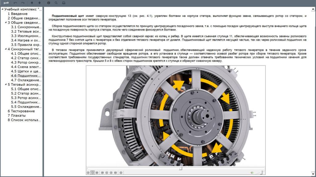 electro 05 1024x576 Электронный учебный комплекс «Силовые электрические машины переменного тока»