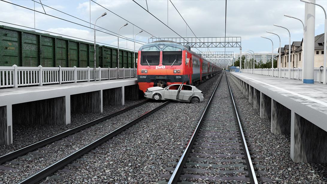 cross 10 Мультимедийное учебное пособие «Безопасность движения поездов на железнодорожных переездах»