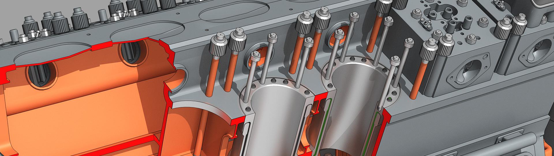 diesel Мультимедийный учебный комплекс «Устройство и принцип работы тепловозных дизелей»