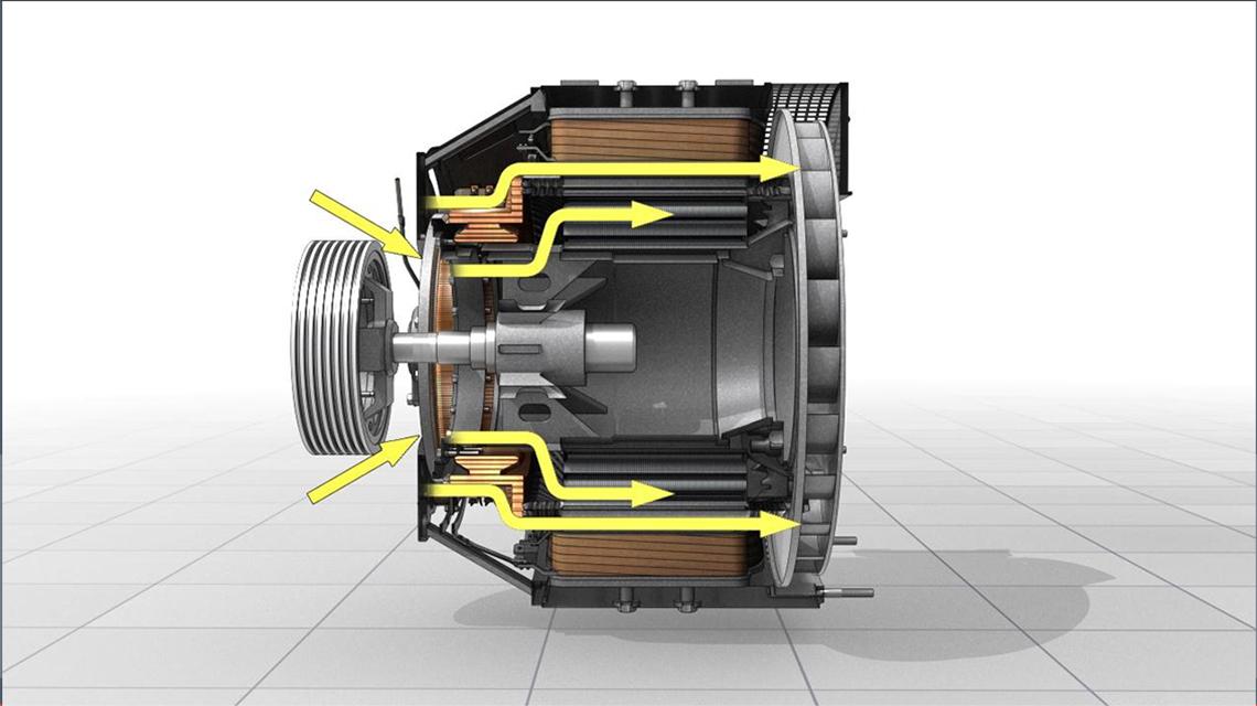 electro 05 Мультимедийный учебный комплекс «Электрические машины тепловоза ТЭМ18ДМ»