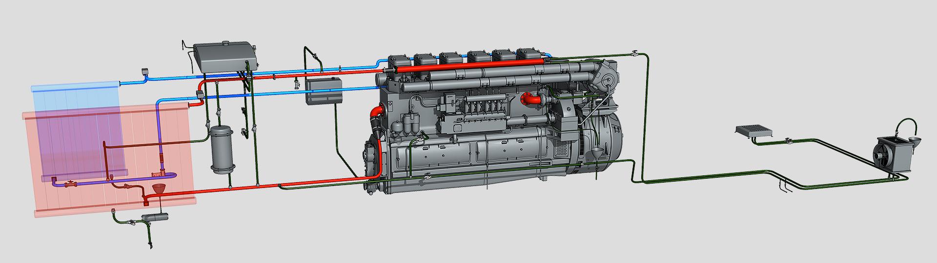 oil tem2 Мультимедийный учебный комплекс «Топливная, масляная, водяная системы тепловозов серии ТЭМ»