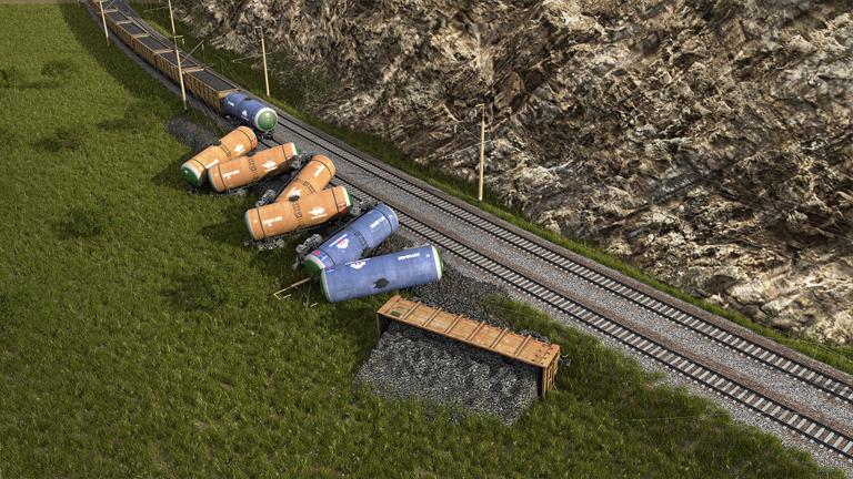 safety 04 Мультимедийное учебное пособие «Безопасность движения поездов: причины, обстоятельства и последствия нарушений»